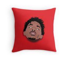 BROKEBOI CARTI Throw Pillow
