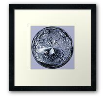 A Tangled Web we Weave Framed Print
