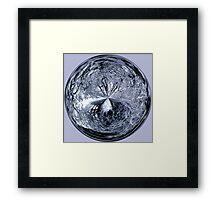 A Tangled Web we Weave Framed Print