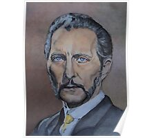 Peter Cushing: The Ghoul Poster