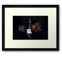 Days of wine and roses by Andy Williams Framed Print
