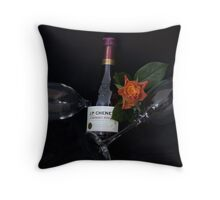 Days of wine and roses by Andy Williams Throw Pillow