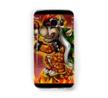 Bowser and Jr Samsung Galaxy Case/Skin
