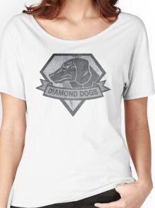 Diamond Dogs Shirt Women's Relaxed Fit T-Shirt