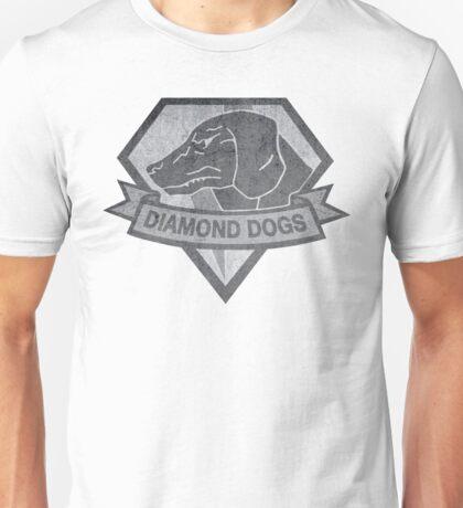 Diamond Dogs Shirt Unisex T-Shirt