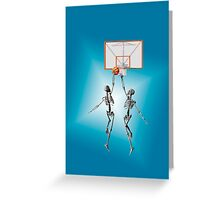 Layup Greeting Card