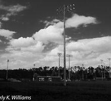 Baseball Field at noon by DOPofAMINE