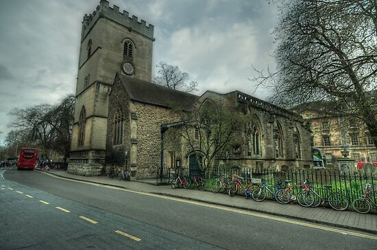 St Mary Magdalen S Church Oxford