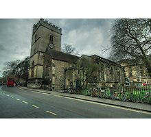 The Church of St. Mary Magdalen Oxford Photographic Print