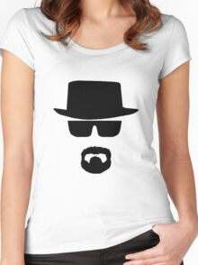 HeisenBerg Low Cost Women's Fitted Scoop T-Shirt
