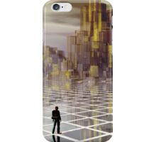 The traveler series: #5 phone case iPhone Case/Skin