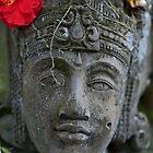 Queen in Stone by Gorden