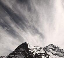 Eiger by Georg Stadler