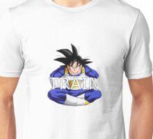 Dragon Ball Z - Goku TRAIN  Unisex T-Shirt