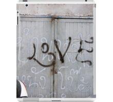 Love, love, love iPad Case/Skin