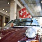 Porsche by Georg Stadler