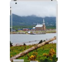 Foggy Day in Cheticamp iPad Case/Skin