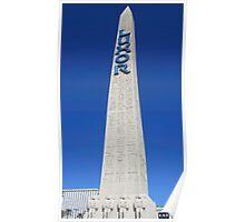 Luxor Obelisk Poster