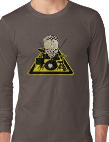 Dangerous drummer 2 Long Sleeve T-Shirt