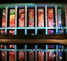 Enlighten - National Library 4 by Sally Haldane