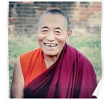 Venerable Khenchen Palden Sherab Rinpoche  Poster