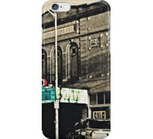 Theater Of God  iPhone Case/Skin