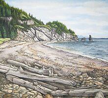 Cape Breton Seascape by sunitha84
