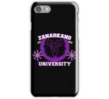 Zanarkand University iPhone Case/Skin
