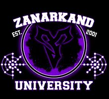 Zanarkand University by Soulkr
