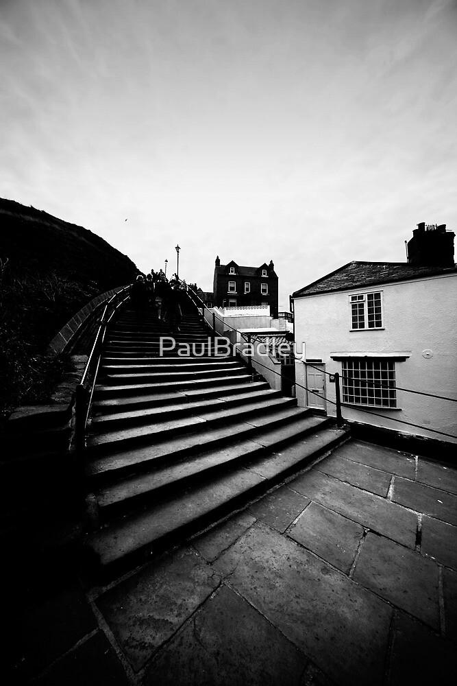 Whitby Steps by PaulBradley