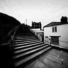 Whitby Steps by PaulBradley