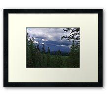 A Far Wilderness Framed Print