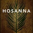 Word: Crucifixion (Hosanna) by Jim LePage