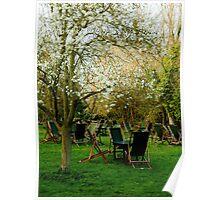 Orchard Tea Garden. Poster