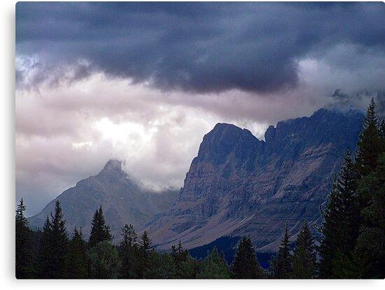Ramparts- Mt. Fitzwilliam by George Cousins