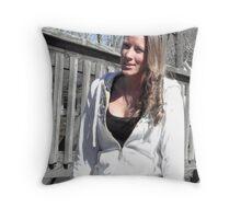 Tereasa VII Throw Pillow