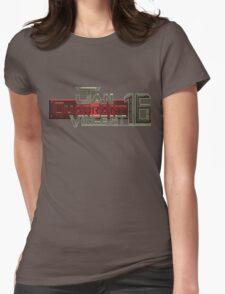 Jan Quadrant Vincent 16 Womens Fitted T-Shirt