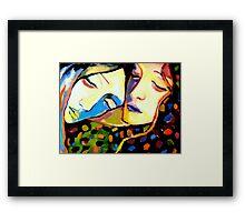 """Empathy"" Framed Print"