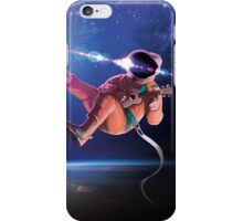Space Uke iPhone Case/Skin