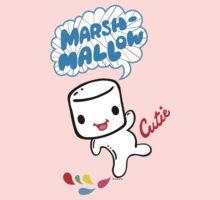 Marshmallow Cutie Baby Tee