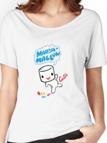 Marshmallow Cutie Women's Relaxed Fit T-Shirt
