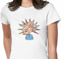 Shannan with an 'a' shirt Womens Fitted T-Shirt