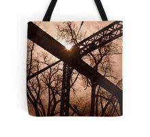 Bright Intersection Tote Bag