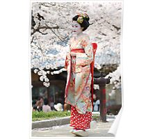 Geiko & Sakura 3 Poster