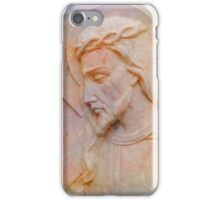 Jesus Taught Us To Deny Ourselves And Follow Him iPhone Case/Skin