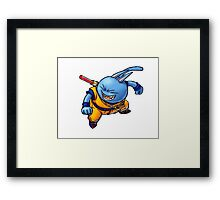 Nekomajin - Dragon Ball  Framed Print