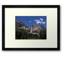 the greatest height Framed Print