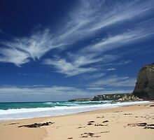 Two Mile Cove, Port Campbell, Victoria by peppershot