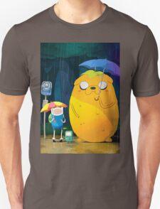 Adventure Time - My Neighbor Totoro T-Shirt