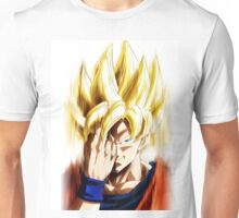 Dragon Ball Z - Goku super saiyajin 1 Unisex T-Shirt